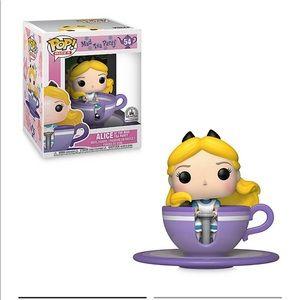 Brand new Alice funko pop in box